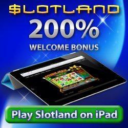 Slotland Promotional Bonus Code DOUBLES Your Bonus