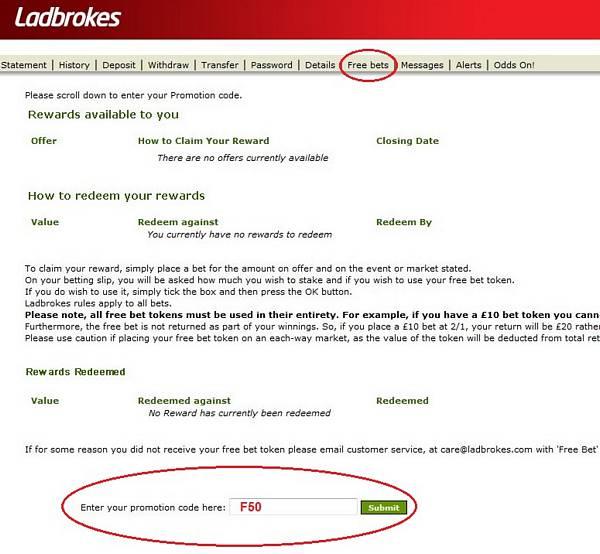 ladbrokes-free-bets-promotion-code-F50