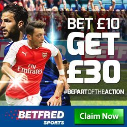 Betfred Scoop6Soccer Promotion