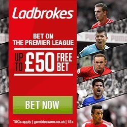 Ladbrokes New Customer Exclusive on FA Cup Final, Scottish Cup