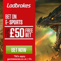 Bet on E-Sports with Ladbrokes