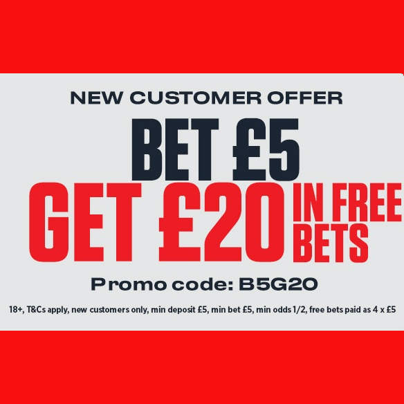 Ladbrokes Promo Codes & Welcome Bonuses